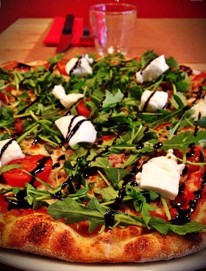 The Little Italy : Best Pizza Restaurant Ever !